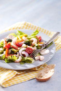 Katkarapuwokkisalaatti | K-ruoka