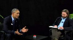 Scott Aukerman explains how he got the president to go on Between Two Ferns · Newswire · The A.V. Club