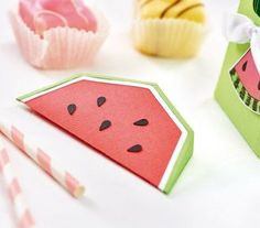 Cosmic Strawberry: Watermelon Party Set Part 1 - Crafts Beautiful Silhouette Curio, Crafts Beautiful, Cool Cards, Cosmic, Simple Designs, Watermelon, Craft Projects, Paper Crafts, Create