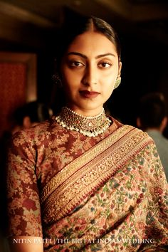 Sabyasachi Collection India Couture Week #indianfashion