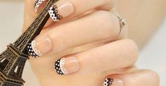 45+ Lace Nail Designs | Lace nails, Tes and Nail design