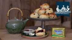 How to make fruit scones - with Meadowland and Steven Doherty