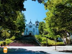 St. Francis church (igreja de São Francisco) is another of the beautiful churches you can visit in Viseu.