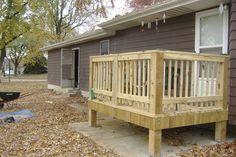 Small Deck Design #1