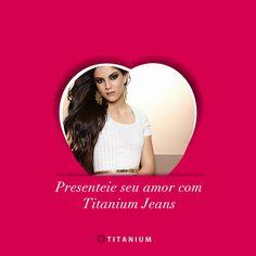 Vestido romântico da Titanium Jeans perfeito para presentear o amor da sua vida nesse dia dos namorados.