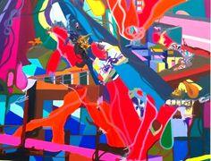 Pela primeira vez no Brasil, trabalhos de 29 artistas da nova Berlim e que foi sucesso em sua passagem por Belo Horizonte, prometem repetir o mesmo feito agora no Rio. Programe-se para não perdê-la. #arte #cultura #CCBBRJ #CCBBRio #ZeitgeistNoRio #Rio #RiodeJaneiro
