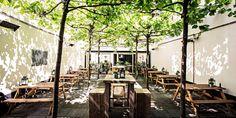 Perfect summer lunch spot: Herengracht, Herengracht 435 Amsterdam
