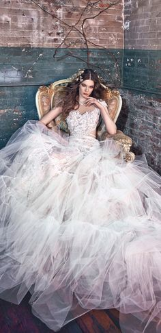 "Свадебная коллекция Galia Lahav ""Les Reves Bohemians"""