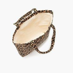 Crew for the Reusable everyday tote in leopard for Women. Find the best selection of Women Handbag & Wallet Accessories available in-stores and online. Canvas Shopper Bag, Canvas Tote Bags, Crew Clothing, You Bag, Saddle Bags, Bag Accessories, J Crew, Take That, Buttery Biscuits