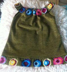 Baby dress Handmade