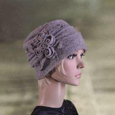 felt beret wool beret womens felt beret