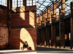 Remodelación nave Oliva Artés por el estudio BAAS. Fotografia de Carlos Hernandez.