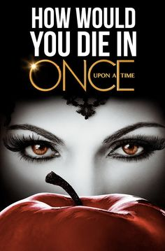"""How Would You Die In """"Once Upon A Time"""" I got turned into an icicle by ingrid then shattered into bits..."""