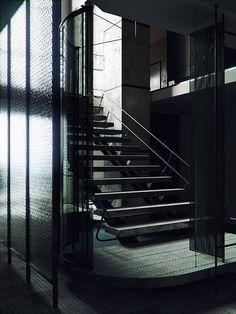 La Maison de Verre by BBB3viz, via Flickr