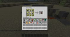 how to make items in minecraft | Minecraft Mods Minecraft Texture Packs Minecraft Tools Minecraft Maps ...