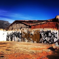 Eight of Cape Town's top street artists on Instagram | Arts and Culture | Art and Design | M&G