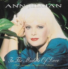 Ann Jillian - In the Middle of Love by Music CD 1994 AER #TraditionalVocal