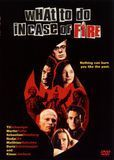 What to Do in Case of Fire [DVD] [German] [2002]