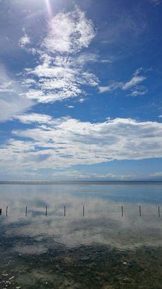 Sea in Cebu