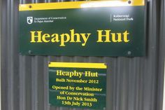 Brand new Heaphy Hut Great Walks, South Island, Conservation, National Parks, Track, Runway, Truck, Running, Track And Field