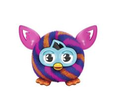 Furby Furbling Critter (Orange and Blue Diagonal Stripes) - https://www.perutienda.pe/producto/furby-furbling-critter-orange-and-blue-diagonal-stripes/