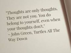 Find images and videos about book, john green and turtles all the way down on We Heart It - the app to get lost in what you love. Poetry Quotes, Words Quotes, Wise Words, Life Quotes, Sayings, John Green Quotes, John Green Books, Favorite Book Quotes, Best Quotes