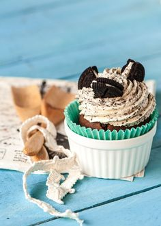 Cupcake by JulietaK #food #yummy #foodie #delicious #photooftheday #amazing #picoftheday