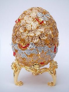 Mighty Lists: 15 spectacular faberge eggs