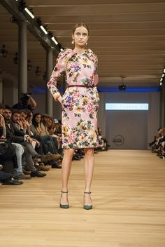 On the runway: Jorge Vázquez + The 2nd Skin Co. | PEEPTOES