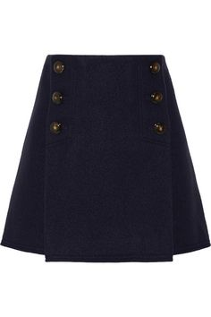 Sonia Rykiel | Boiled wool mini skirt | NET-A-PORTER.COM