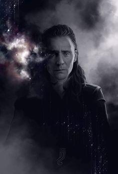 "Tom Hiddleston ""Loki"" Loki/Coriolanus Mash-up Fan art"