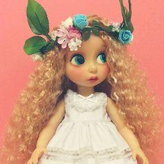 Headpiece / Disney Animator Doll