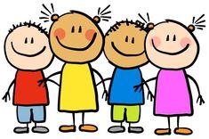 Kindergarten children clip art school id clipart pictures Friends Clipart, Stick Figure Drawing, School Clipart, Stick Figures, Cartoon Kids, School Cartoon, Doodle Art, Art School, Easy Drawings