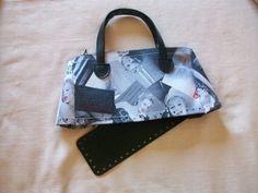 Kit fasciaborsa con fettuccia : (Benevento) offertissima  fascia borsa con cerniera,fondo e rocca di fettuccia