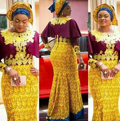Weekend Special: Step Up Your Style Game in these Trendy & Timeless Ankara Styles - Wedding Digest Naija Latest African Fashion Dresses, African Dresses For Women, African Print Dresses, African Print Fashion, Africa Fashion, African Attire, African Wear, African Women, African Style