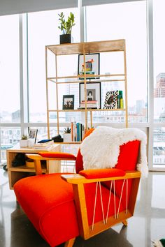 New York Fashion Week Spring Summer 2015 // ICB Presentation // #NYFW FW15 // Apartment Interior Design // Bedroom