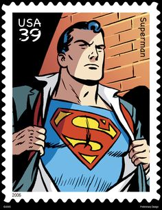 who would've ever thought when superman was created he'd become the american icon he is today. blows my mind.