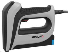 The Compact Electric Staple Gun (T50ACD) is a great DIY tool that gives you consistent drive force with its Motor Drive technology, making your upholstery, insulation and general home repair projects easy and hassle-free. Plus, it has an easy access magazine for quick reloading. www.arrowfastener.com