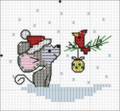 Thrilling Designing Your Own Cross Stitch Embroidery Patterns Ideas. Exhilarating Designing Your Own Cross Stitch Embroidery Patterns Ideas. Cross Stitch Christmas Ornaments, Xmas Cross Stitch, Counted Cross Stitch Kits, Cross Stitch Embroidery, Embroidery Patterns, Hand Embroidery, Christmas Cross Stitch Patterns, Cross Stitching, Free Cross Stitch Charts