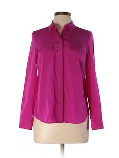 Check it out—Ann Taylor Long Sleeve Silk Top for $24.99 at thredUP!