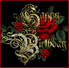 10 Happy Birthday Gifs With Beautiful Images Happy Birthday Wishes Quotes, Birthday Blessings, Birthday Wishes Cards, Happy Birthday Quotes, Happy Birthday Images, Happy Birthday Greetings, Birthday Gifs, Facebook Birthday, Birthday Music