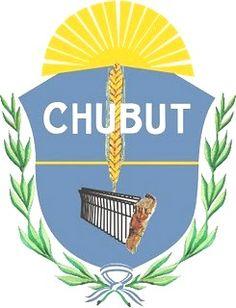 Escudos Provincia Chubut