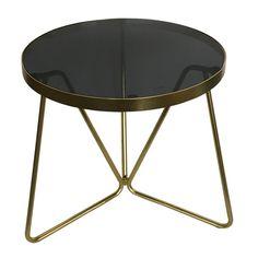 Side Table - Brass Look kmart $29