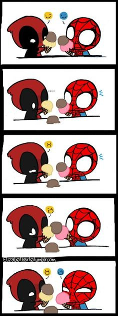 Read Stony from the story Yaoi marvel by with reads. Marvel Jokes, Marvel Funny, Marvel Heroes, Marvel Avengers, Spideypool, Superfamily, Deadpool Y Spiderman, Peter Spiderman, Marvel Universe