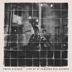Signed limited edition of Freya Ridings 'Live At St Pancras Old Church' available as CD or Vinyl Record. You Meant, Told You So, Space Music, Lost Without You, You Mean The World To Me, Vinyl Art, My Favorite Music, The Voice, Elephant
