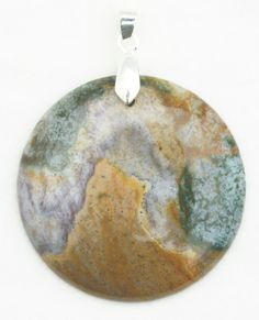 Metaphysical Gifts, Cards, Wrap and Crystals | Life Is A Gift Shop - Multi-Color Moss Agate Round Pendant for Spiritual Mysticism that goes beyond mere wealth., $20.00 (http://lifeisagiftshop.com/multi-color-moss-agate-round-pendant-for-spiritual-mysticism-that-goes-beyond-mere-wealth/)