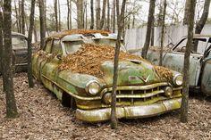 World's Largest Old Car Junkyard: Old Car City U.S.A. | Sometimes Interesting