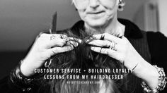 Customer Service and Building Loyalty. Original image by Marc Samsom.