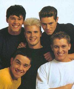 Jason Orange, Mark Owen, Gary Barlow, Music Albums, Fm Music, Robbie Williams, Great Bands, Latest Music, Boy Bands