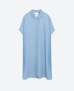 TUNIC WITH BACK DETAIL-View All-DRESSES-WOMAN   ZARA United States